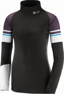 Bluza Salomon S/LAB Ceramic Jersey W Black