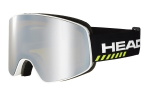 Gogle HEAD Horizon Race Black + SpareLens 2020
