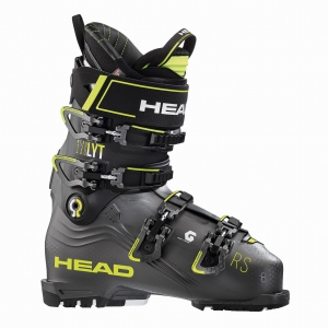 Buty Head Nexo LYT 130 RS Anthracite/Yellow 2020