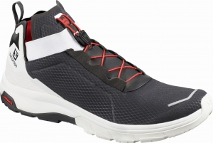 Buty Salomon T-Muter WR Black/White 407999