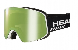 Gogle HEAD Horizon TVT Race Green + SpareLens