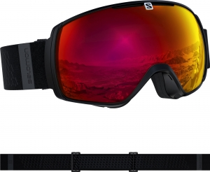 Gogle Salomon XT ONE Sigma Black 408407