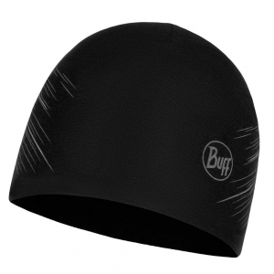 Czapka Buff Microfiber Reversible Hat R-SOLID BLACK
