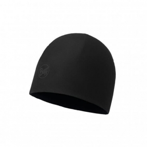 Czapka Buff Microfiber&Polar Hat Us Solid Black