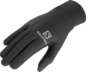 Rękawice Salomon AGILE WARM Glove Black