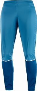 Spodnie Salomon Lighting Lightshell Pant W Lyon Blue