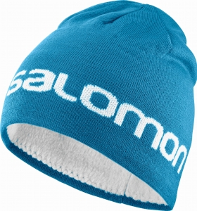 Czapka  Salomon Graphic Beanie Lyons Blue