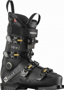 Buty Salomon S/MAX 110 W CHC Black/Gold 2020