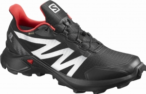 Buty Salomon Supercross GTX LTD Black/Phantom/Silver