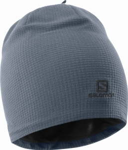 Czapka Salomon RS Warm Beanie Ebony/Black