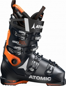 Buty Atomic Hawx Prime 110 S Black/Orange 2020