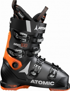 Buty Atomic Hawx Prime 100 Black/Orange 2020