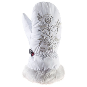 Rękawice Viking Natty Mitten Kids White