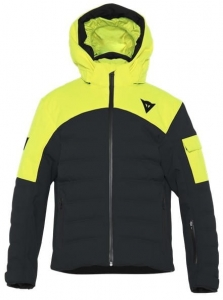 Kurtka Dainese Ribbo Padding Jacket Lime Punch/Stretch Limo