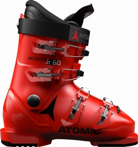 Buty Atomic Redster JR 60 Red 2020