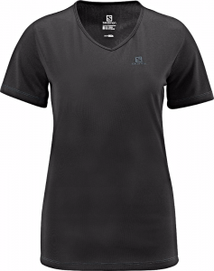 Koszulka SALOMON Moto Tech Tee W Black