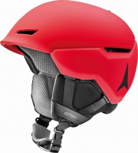 Kask Atomic Revent + Red 2020