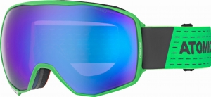 Gogle Atomic Count 360 HD Green/Grey 2020