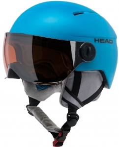 Kask HEAD Square Blue