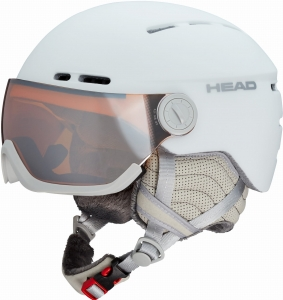 Kask Head Queen White 2020