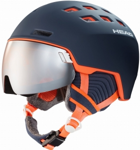 Kask Head Rachel Blue/Salmon 2020