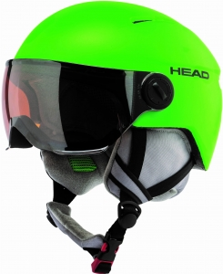 Kask HEAD Square Green