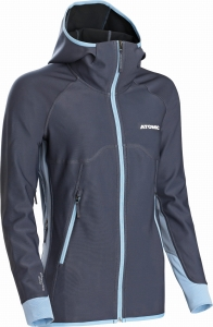 Kurtka Atomic W Backland  WS Jacket Ombre Blue