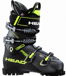 Buty Head Vector 130S RS Anthracite/Black 2020