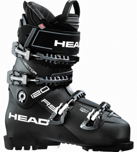 Buty Head Vector 120S RS Anthracite/Black 2020