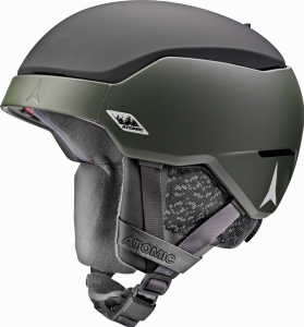 Kask Atomic Count Amid Dark Green 2020