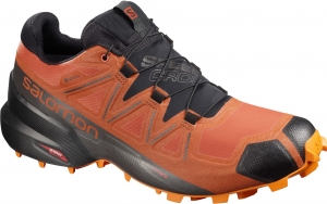 Buty Salomon Speedcross 5 GTX Burnt 409573