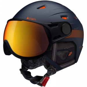 Kask Cairn Shuffle Visor Evolight NXT Midnight Orange
