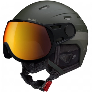 Kask Cairn Shuffle Visor Evolight NXT Forest Night
