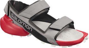 Salomon Speedcross Sandal Alloy/Black/Red 409770