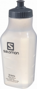 Butelka Salomon 3D Bootle 600ml White