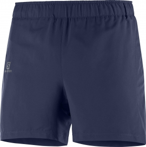 Spodenki Salomon Agile 5 Short M Night Sky