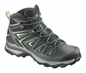 Buty Salomon X Ultra 3 Mid GTX W Green 409940