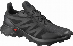 Buty Salomon Supercross W Black 410082