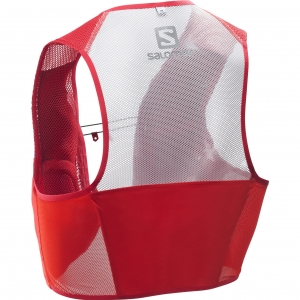 Plecak Salomon S/LAB Sense Ultra 2 SET Racing Red