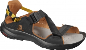 Sandały Salomon Tech Sandal Black/Carmel 409773
