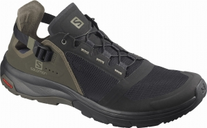 Buty Salomon Tech Amphib 4 Black Beluga/Castor 409925