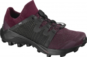 Buty Salomon CROSS /PRO W Barolo/Black 409938