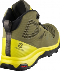Buty Salomon Outline Mid GTX Burnt Olive 406793