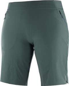 Spodenki Salomon Wayfarer PULL ON Short W Green Gables