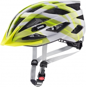 Kask Rowerowy UVEX Air Wing CC Grey Lime