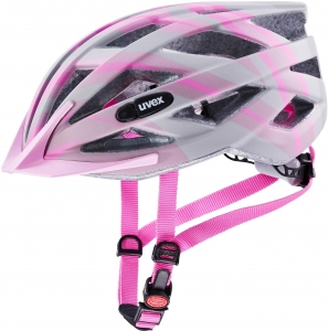 Kask Rowerowy UVEX Air Wing CC Grey Rose