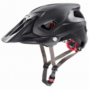 Kask Rowerowy UVEX Integrale Black Mat Shiny