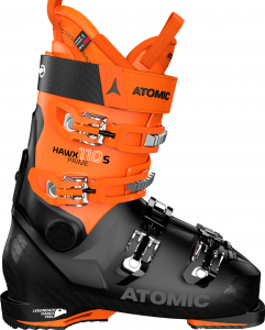 Buty Atomic Hawx Prime 110 S Black/Orange 2021