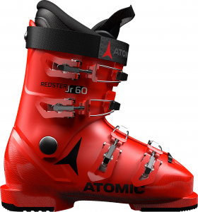 Buty Atomic Redster JR 60 Red 2021