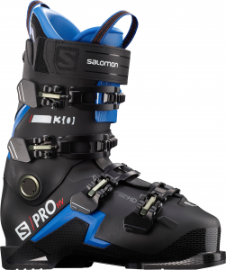 Buty Salomon S/PRO HV 130 Black/Race Blue 2021